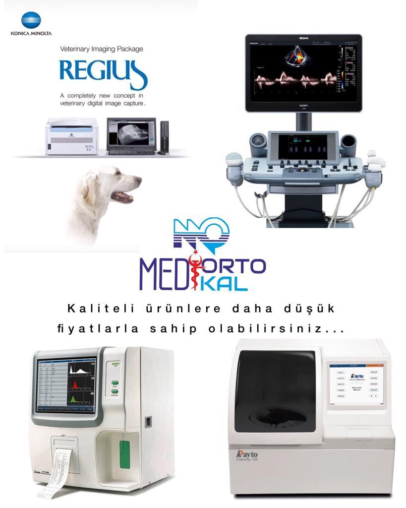 Veteriner Cihazları ve Cerrahi Ekipmanları