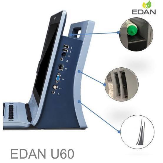 Veterinary Color Doppler Ultrasonography Edan U60 Vet